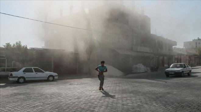 Teröristler sivilleri hedef alıyor!
