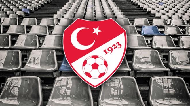 TFF 1'inci Lig'de fikstür belli oldu