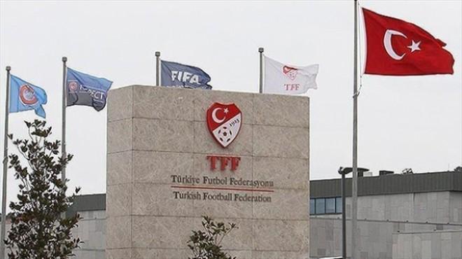 TFF'den 2. Lig 3 Lig ve Amatör ligler kararı!