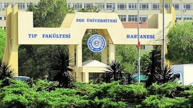 Tıp Fakültesi Hastanesi 'A Plus' oldu... Ege Üniversitesi tarihinde bir ilk!