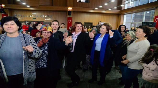 Çine Haberleri: Başkan Çerçioğlu, Çineli kadınlarla buluştu 41