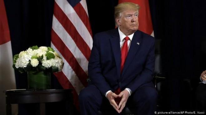 Trump'tan flaş açıklama: ABD harekatı onaylamıyor!