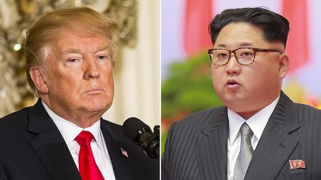 Trump'tan sürpriz Kuzey Kore açıklaması!