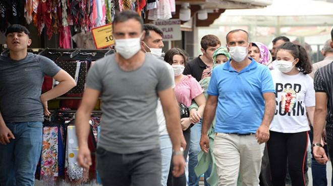 Tunceli'de maske zorunluğu uzatıldı!