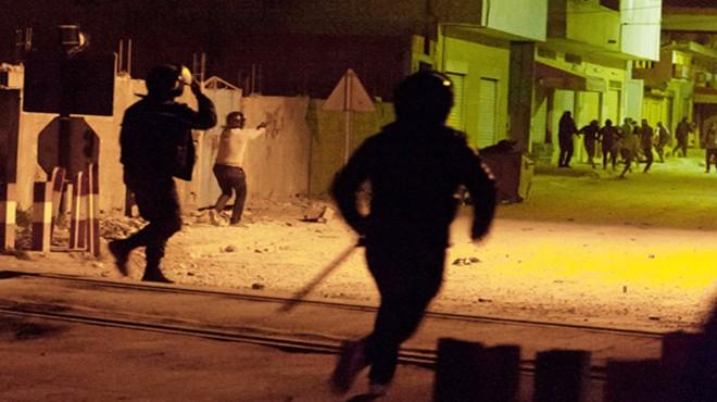 Tunus alev aldı! Gösteriler yayılıyor