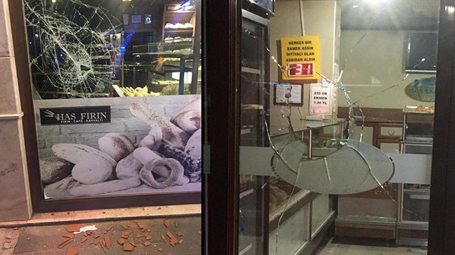 Turgutlu'da fırıncı kapışması: Yaralılar var!