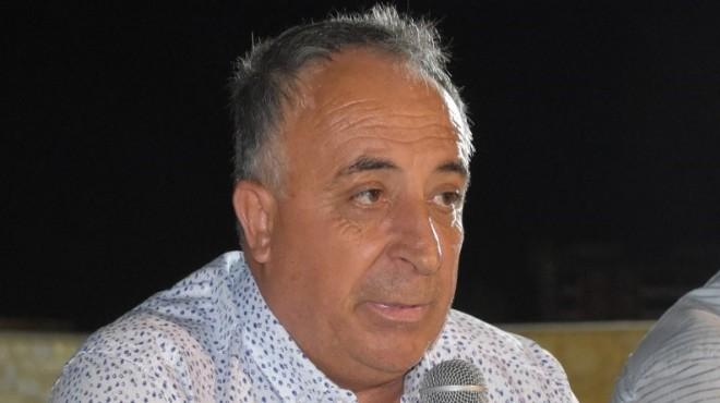 Turgutluspor'un yeni başkanı Hüseyin Güleç oldu