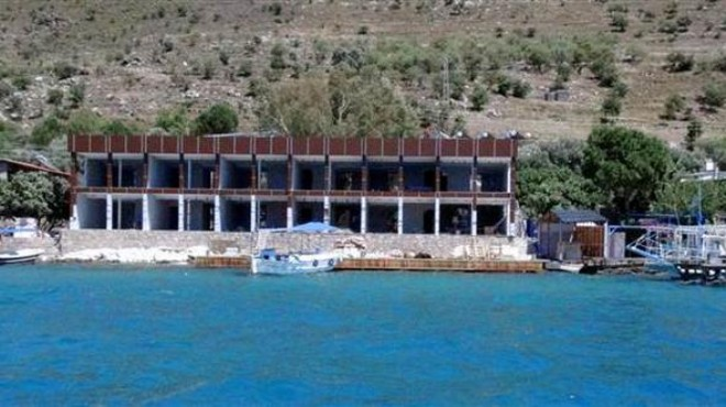 Turizm cennetinde kaçak otel: 3 kez mühürlendi ama...