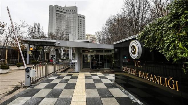 Türkiye'den ABD'ye 'ittifak endişeleri' tepkisi
