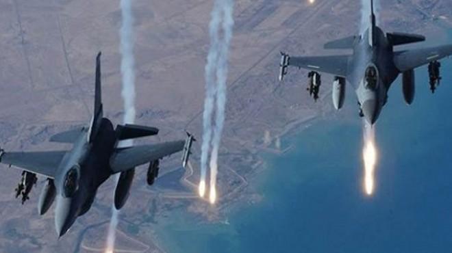 Uçaklar havalandı... Bölücü örgüte ağır darbe