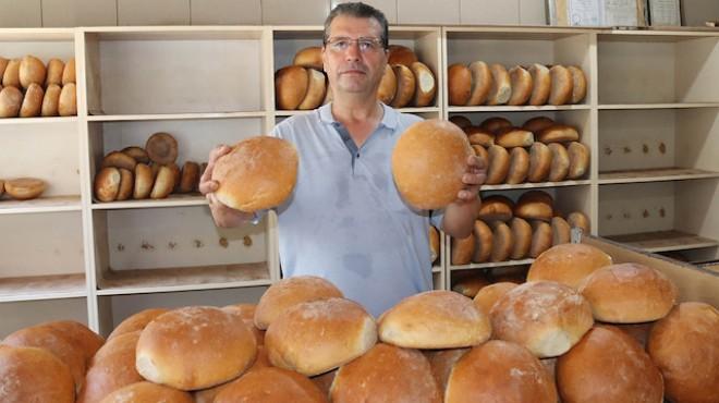 Ucuz ekmek satan fırıncıya mahkeme kararıyla zam yaptırdılar
