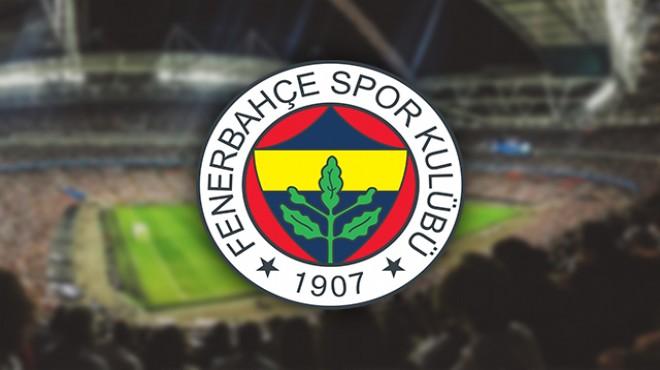 UEFA Fenerbahçe hakkında kararını verdi