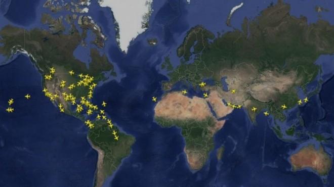Ülkelerin 'Boeing' kararı radarlara böyle yansıdı
