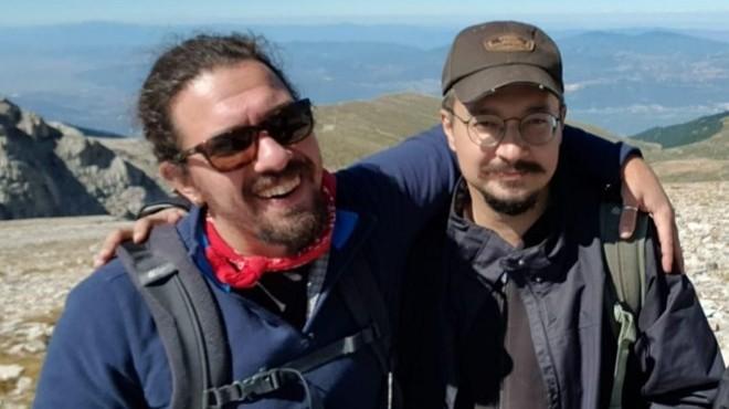 Uludağ'da kaybolan amatör dağcılardan ilk iz