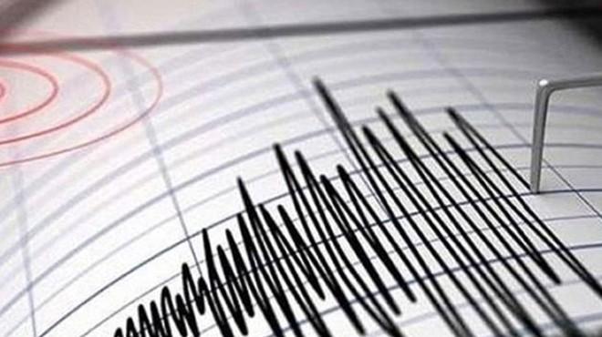 Van'da 3,6 büyüklüğünde deprem panik yarattı!