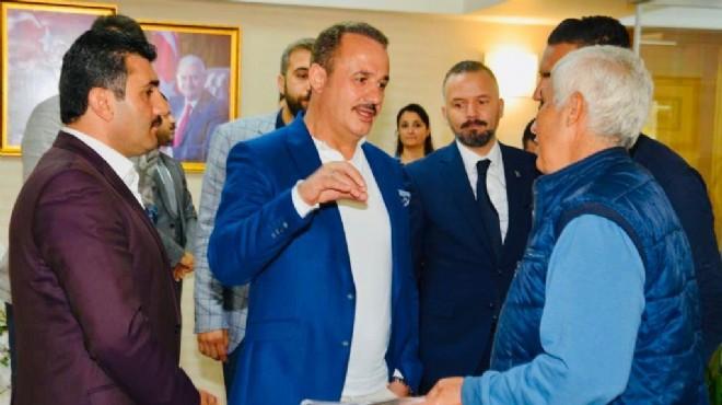 Vatandaş anlattı, Başkan Şengül dinledi: Herkese kapımız açık!