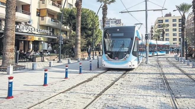 İzmir'e tramvay müjdesi: Krizin yükü hafiflesin derhal başlayacağız!