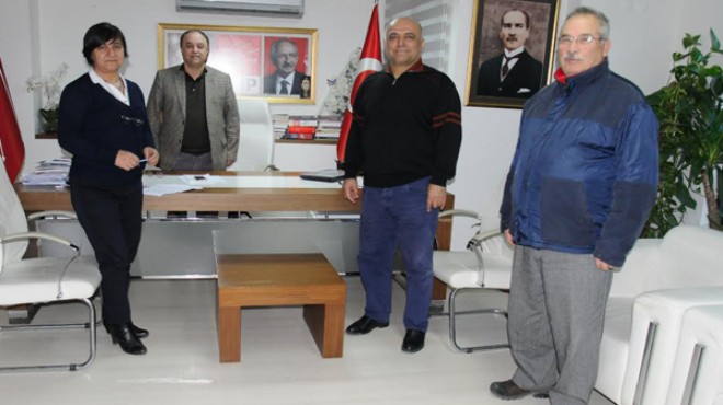 CHP İzmir Ayağa Kalktı