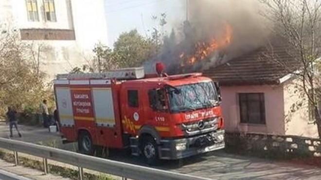 Yangın faciası: İki küçük kardeş can verdi