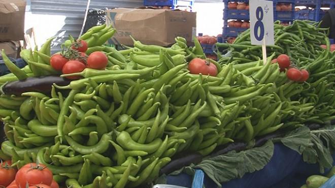 Yaş sebze ve meyvecilere soruşturma açıldı