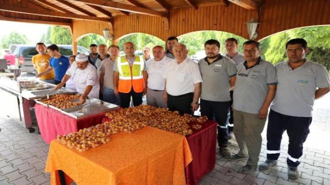 Yatağan Termik Santrali'nde ölen işçiler unutulmadı