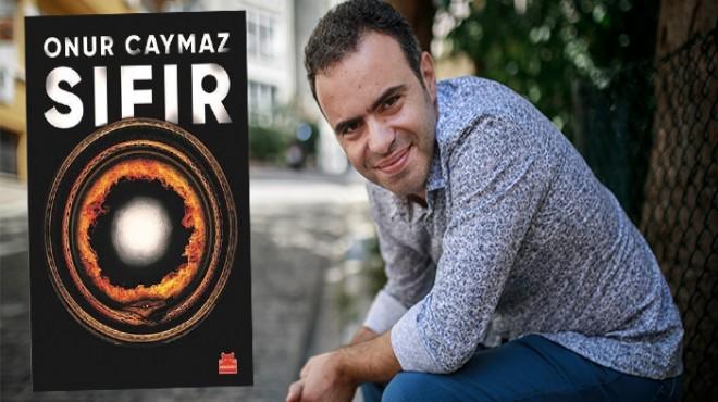 Yazar Caymaz okurlarıyla Konak'ta buluşacak