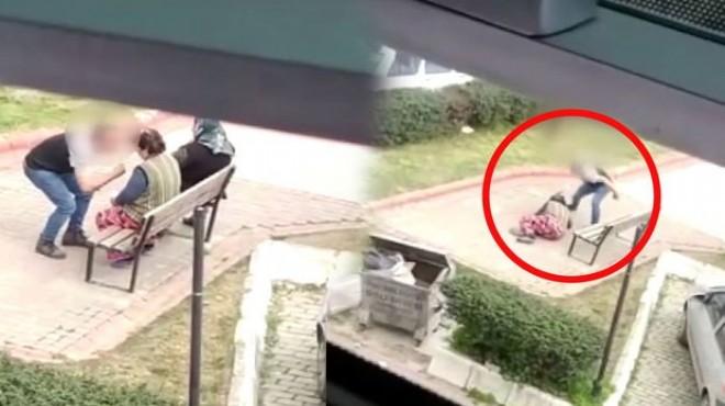 Yer: Aydın... Vicdansız adam annesini tekme tokat dövdü!