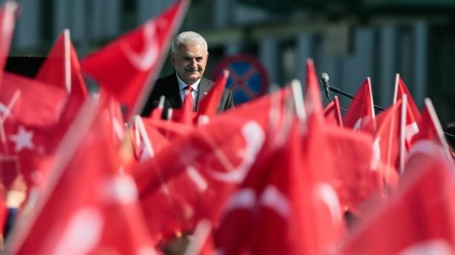 Yıldırım'dan kıyaslama: İzmir mi, İstanbul mu?
