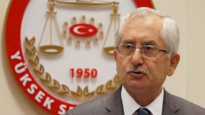 YSK Başkanı Güven: Oy zarfları kaldırılmalı