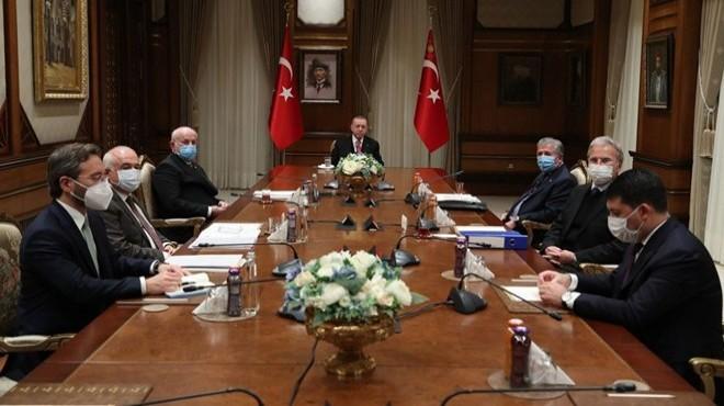 Yüksek İstişare Kurulu, Beştepe'de toplandı