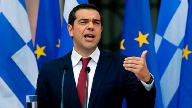 Yunan Başbakan Türkiye'yi hedef aldı!