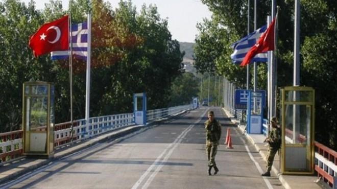 Yunanistan Türkiye ile sınırları açıyor!