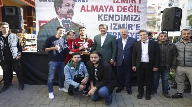 Zeybekci: E-sporun destekçisi olacağız