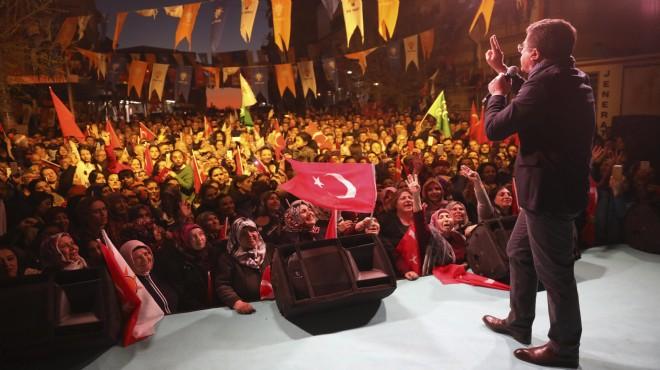 Zeybekci: İzmirli bu zulme 'dur' diyecek!