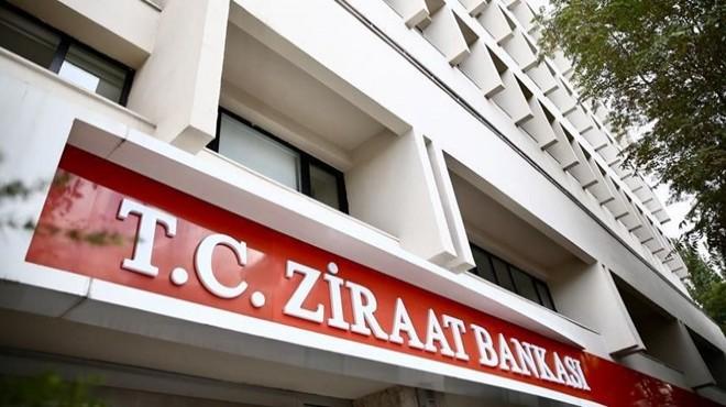 Ziraat Bankası'ndan borcu olana ödeme kolaylığı