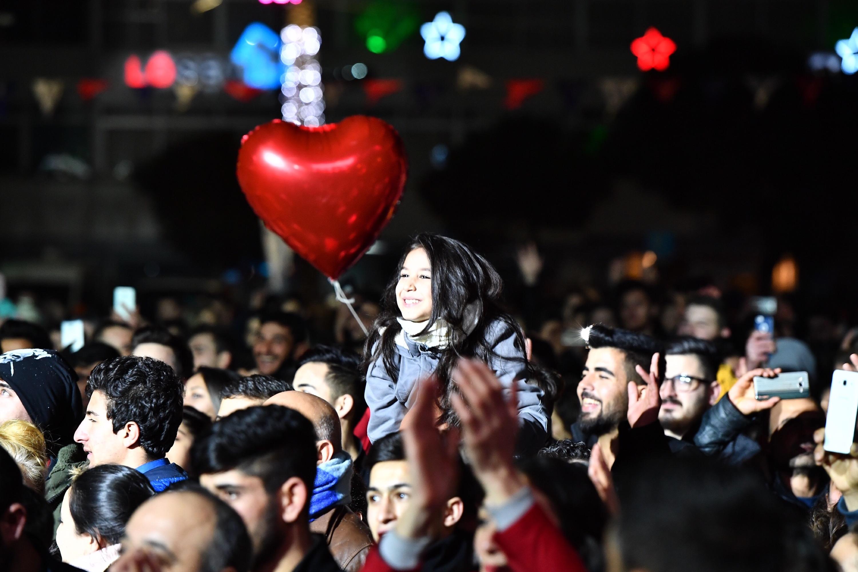 Yeni yılda yeni bir İzmir